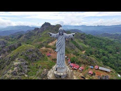 burake,-patung-yesus-tertinggi-kedua-di-dunia---toraja-|-my-travelling-video-|-wonderful-indonesia