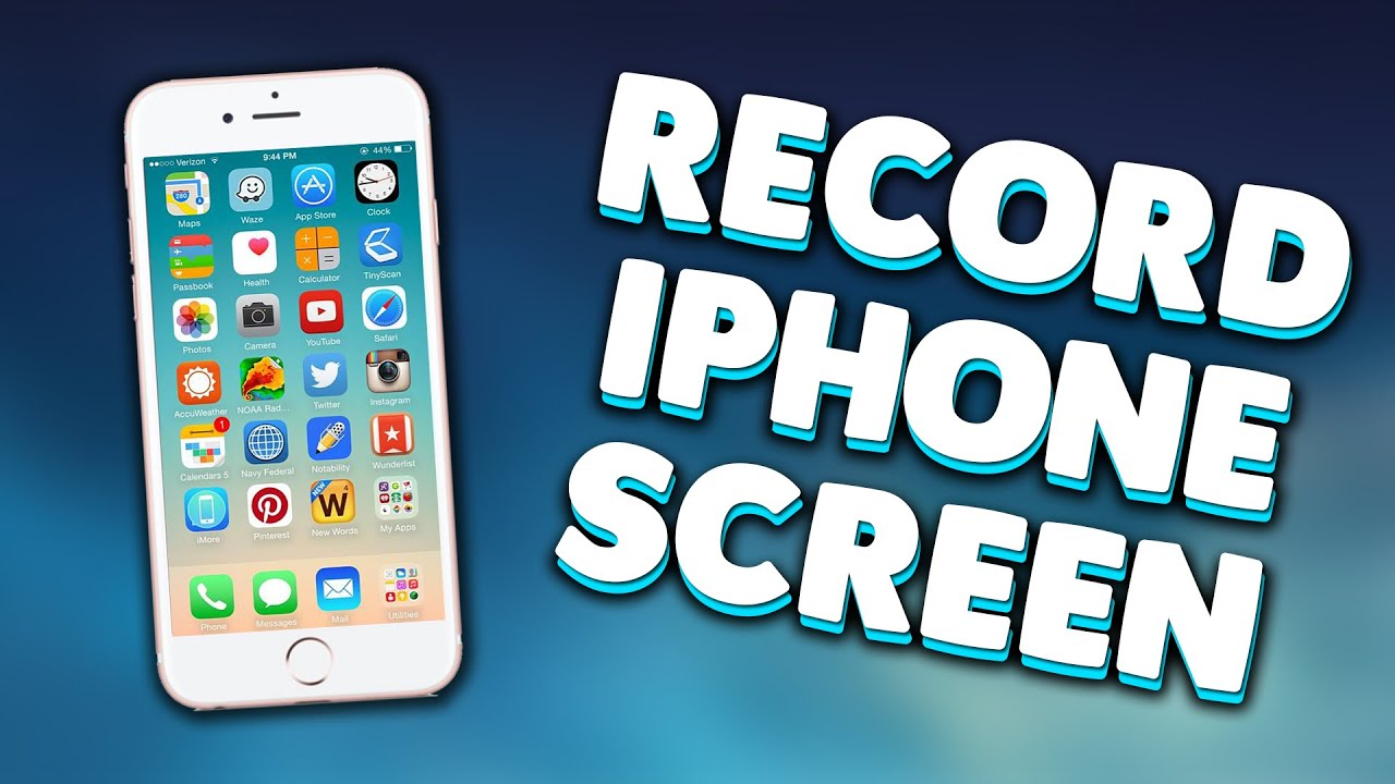 record my iphone screen record your iphone ipod screen for free without 15937
