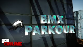GTA5 BMX Parkour _TOOT_King 9%