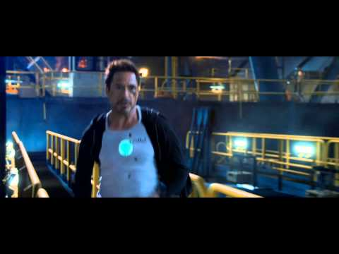 Iron Man 3 official featurette and new TV spots