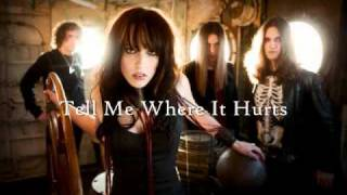 Halestorm - Tell Me Where It Hurts (Bonus Track)