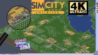 Sim City 3000 Unlimited in 4K