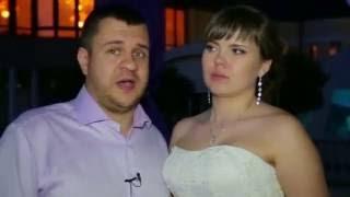 Отзыв о свадьбе. Лучшая свадьба Леши и Кати