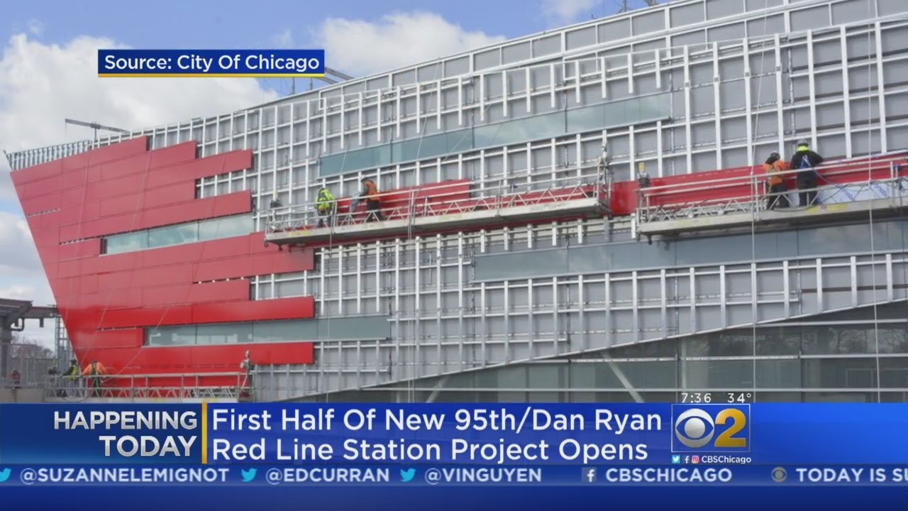 New CTA Station To Be Unveiled