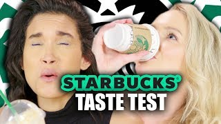 Coffee Lovers Rank Starbucks Drinks