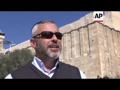 Israel halts international observer force in Hebron