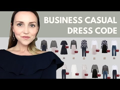 the-business-casual-dress-code:-capsule-wardrobe-example.