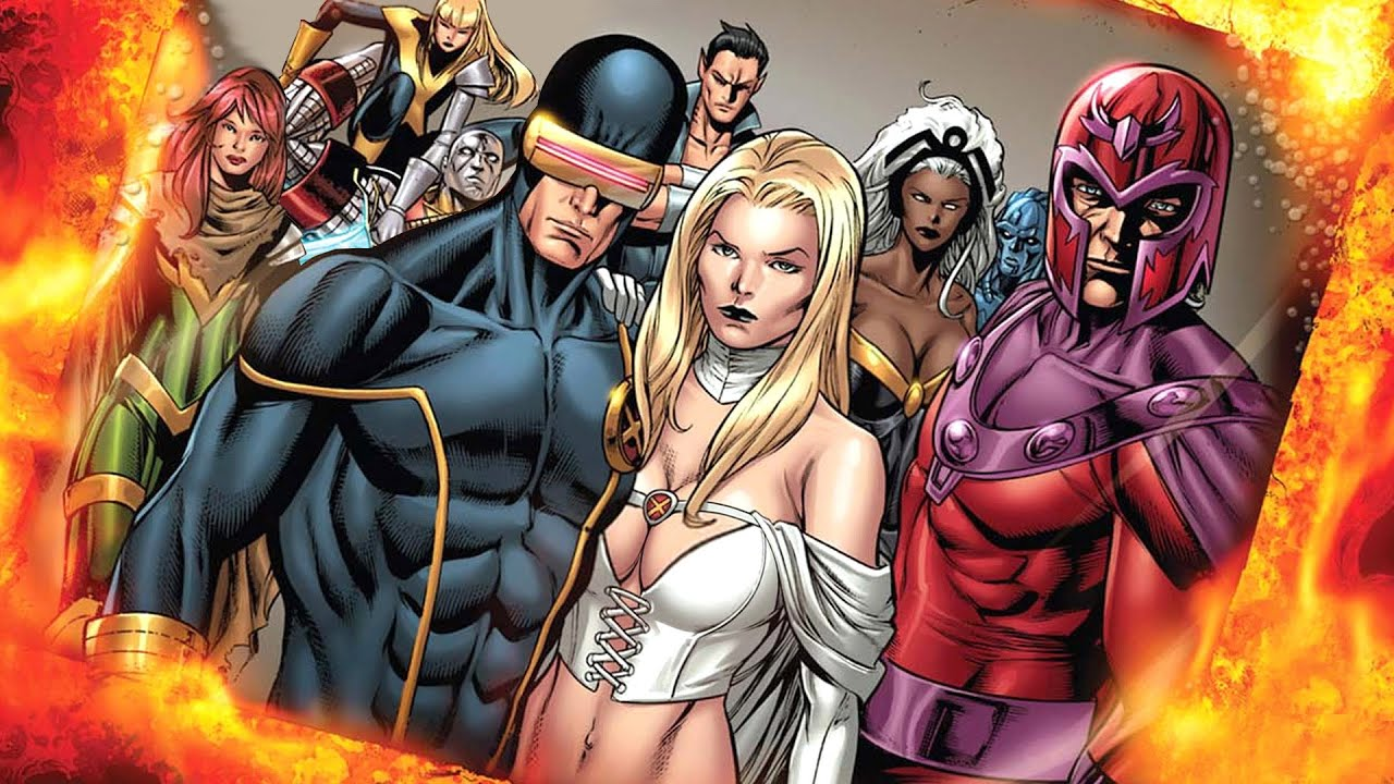 X Men Girl Characters TOP 10 Most Powerful X...
