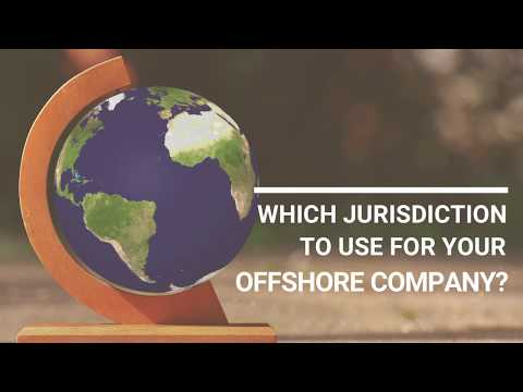 Which jurisdiction to use for your offshore company?