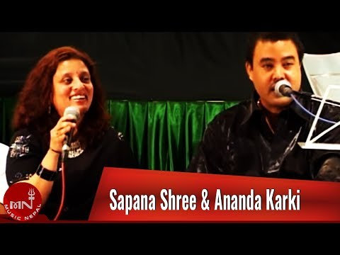 Live Programe in Pakistan by Ananda Karki & Sapana Shree