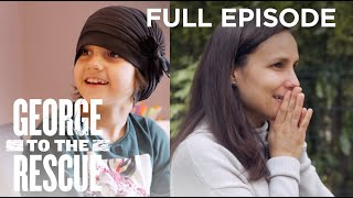 Surprise Renovation for Brave Mother and Child Fighting Cancer Together | George to the Rescue