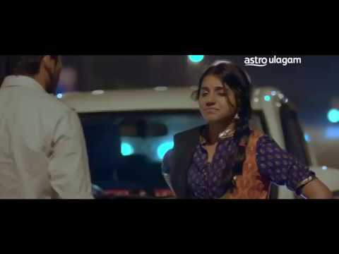 Car Fight Scene from GEETHAIYIN RAADHAI Movie