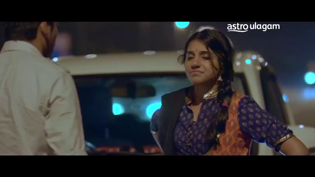 Download Car Fight Scene from GEETHAIYIN RAADHAI Movie
