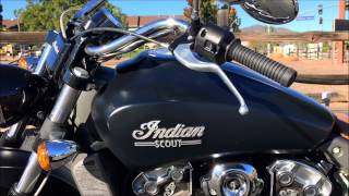 2015 Indian Scout Different Song Movie
