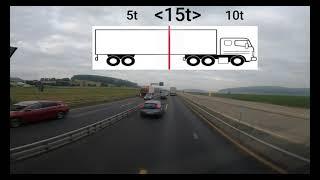 32 тонны на мост в 16 тонн МОЖНО Нововведения ADR 4 Module. Stuttgart. Собираем вещи.....