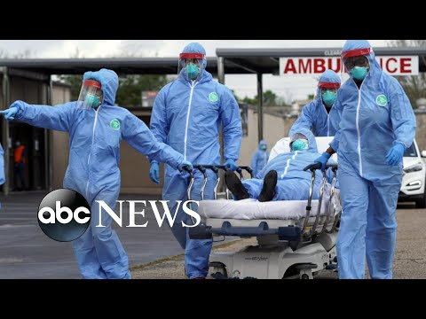 Hospitals report 50 percent surge in coronavirus patients