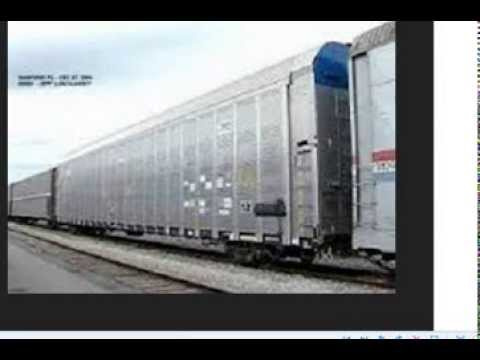 FEMA TRAINS READY!!!.SHACKLES INCLUDED.