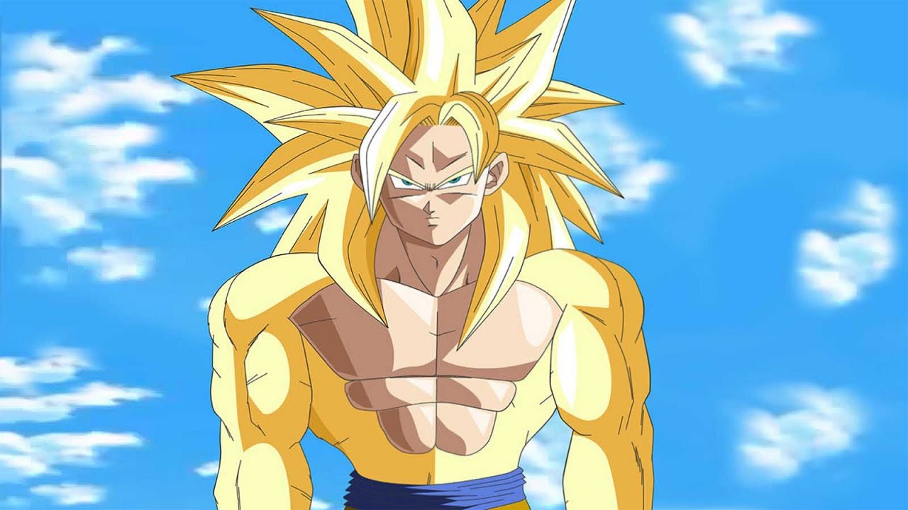 Dragon Ball Z - Goku's Ultimate Form - YouTube