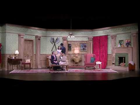 Murdered to Death Cardinal Theatre 2016 Act I Part 1