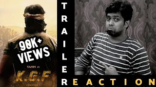 KGF Trailer REACTION | M.O.U | Mr Earphones BC_BotM