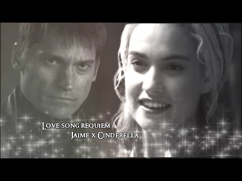 Jaime Lannister X Cinderella  ► I die each time you look away◄