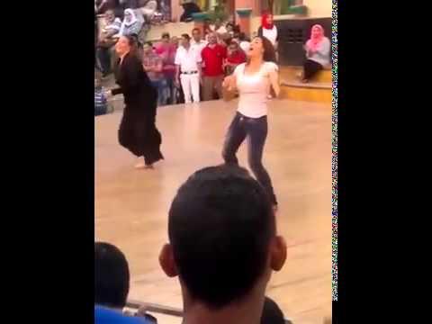 بنت ترقص شعبي امام دريم بارك رقص جامد thumbnail