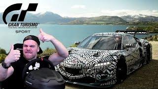 Gran Turismo Sport - Новый трек и обалденная NSX