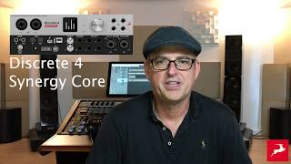 Discrete 4 Synergy Core Review | Marcel James | Antelope Audio