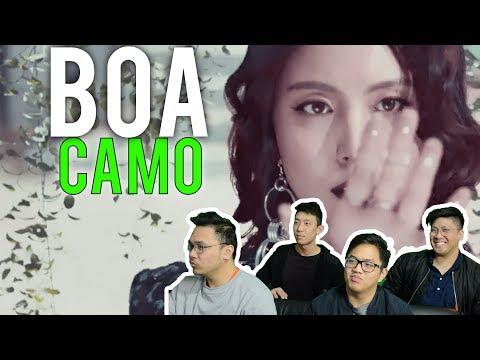 """BoA Is Hidden, Under That """"CAMO"""" (MV Reaction)"""
