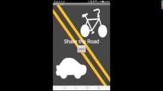 Share the Road App Demo