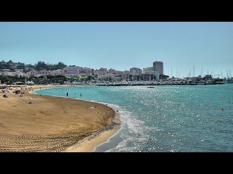 Sainte-Maxime, French Riviera, France [HD] (videoturysta)