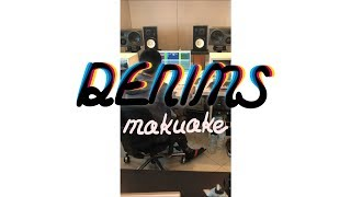 "DENIMS 2nd Full Album ""makuake"" Teaser"