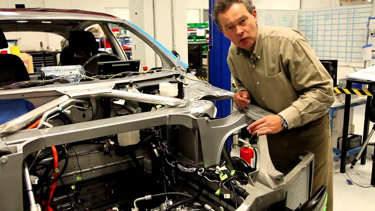 Tesla Vehicle Engineering - Part 1 - YouTube