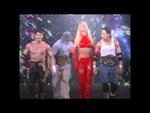 WCW Filthy Animals Custom TurnerVision (1999)