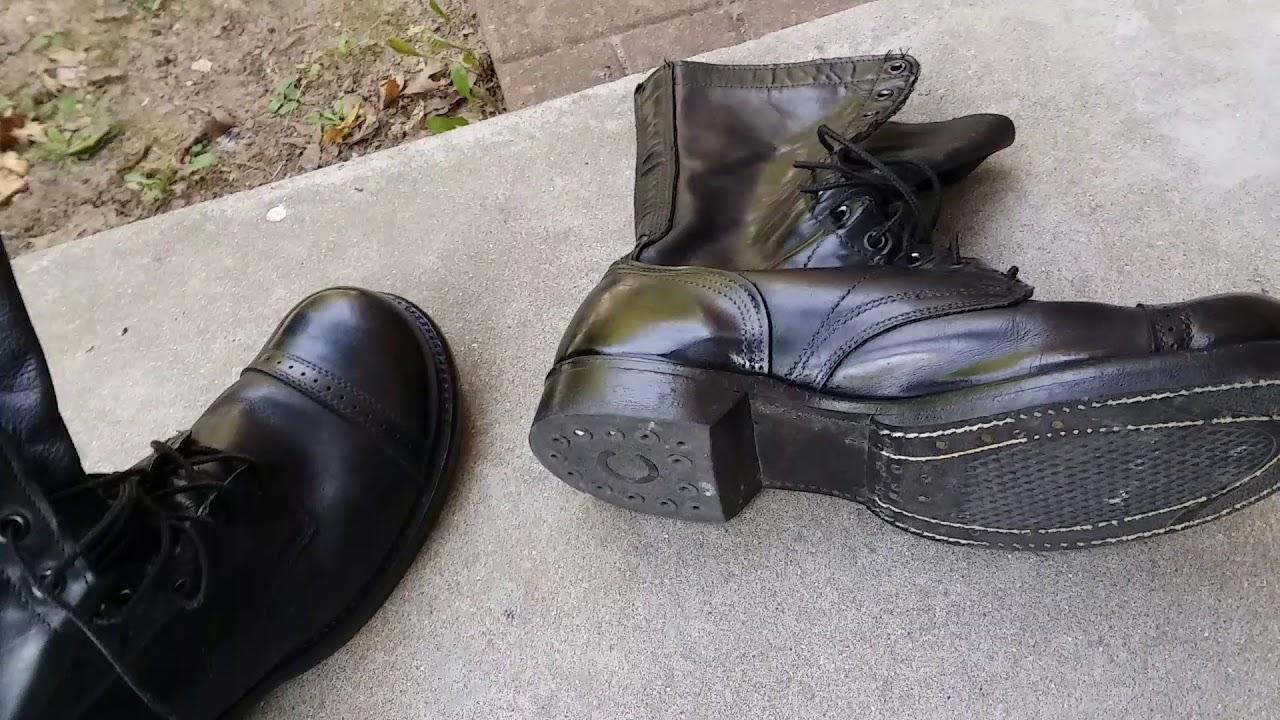 4f11f0363fb Corcoran Jump Boots Vintage 1950s