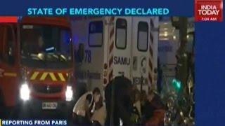 140 Killed In Massive Terror Attack In Paris