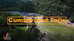 SUP Kentucky- Cumberland Falls Drone Video