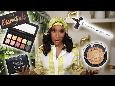 Is Boxycharm Worth The Coints!? | Jackie Aina