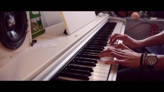 Alle Farben - Bad Ideas (Piano Cover)