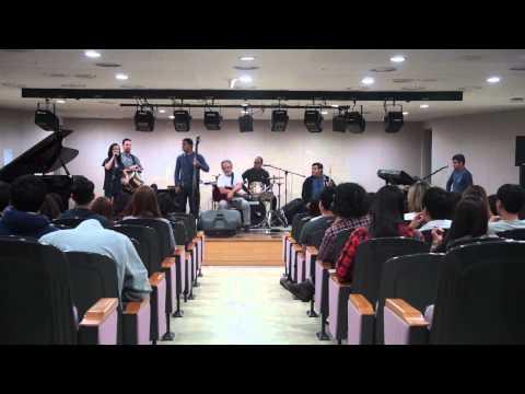 Quinteto Violado - Sandro Lins - Concerto Seul - Coreia do Sul