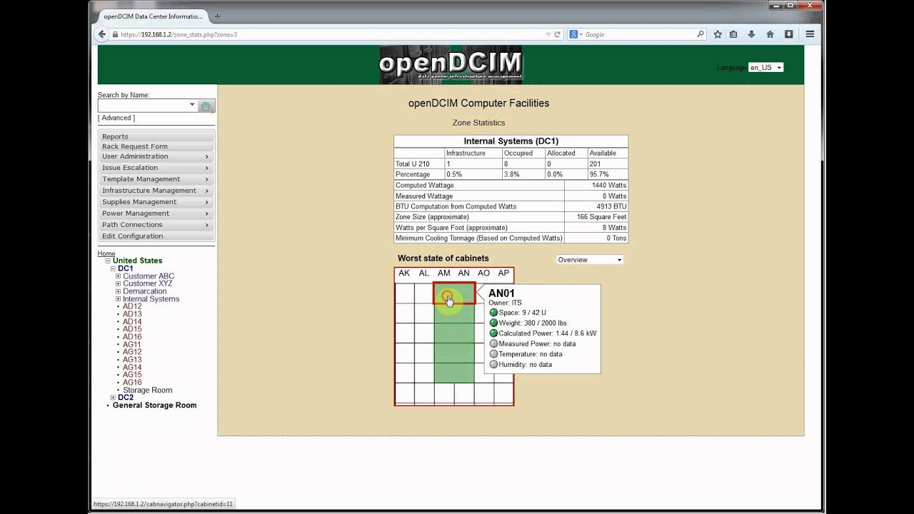 Using Patch Panels In Opendcim Youtube