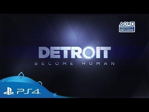 Zwiastun premierowy | Detroit Become Human | PlayStation 4