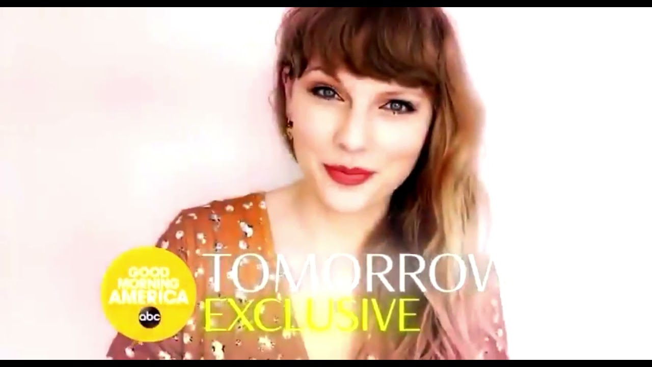 GMA | What Will Taylor Swift Reveal Tomorrow?