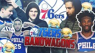 Are You Even a Fan: Philadelphia 76ers (LOYAL or BANDWAGON) 2