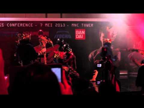 Bima Satria Garuda Live Stage Show