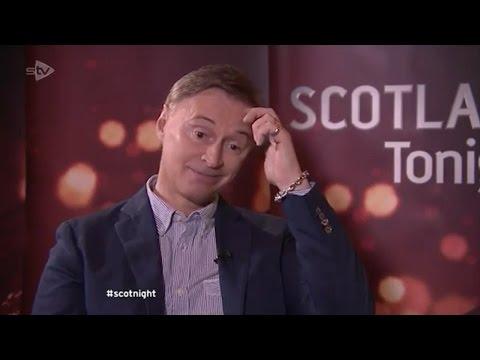 Robert Carlyle on Scotland Tonight