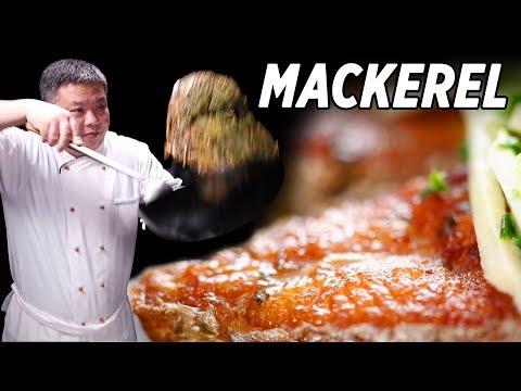 EPIC Braised King Mackerel | Chinese Food • Taste Show