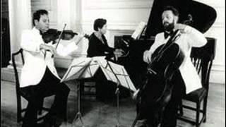 TRIO BORODIN plays RACHMANINOV TRIO ELEGIAQUE N. 1 OP. POSTH.