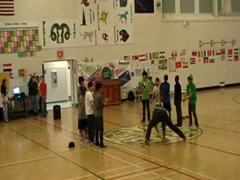 wendler middle school diversity - break dance