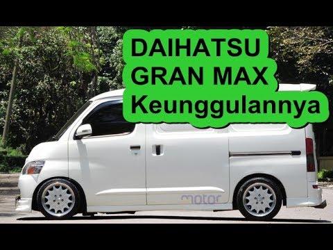 KELEBIHAN DAN KEKURANGAN DAIHATSU GRAN MAX MB